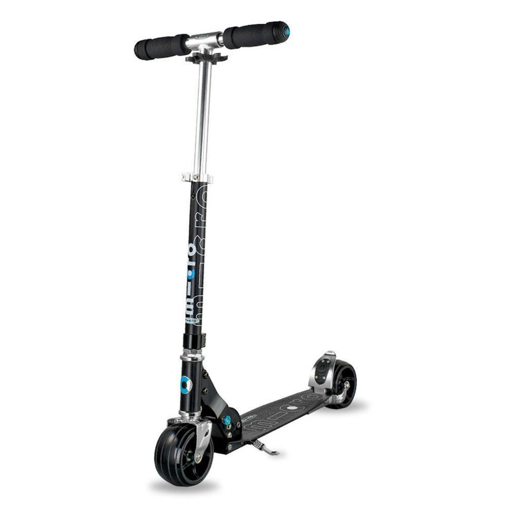 Micro Rocket Scooter, Black