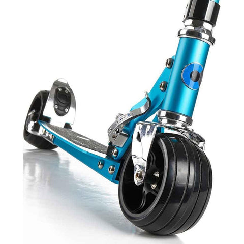 Micro Rocket Scooter, Blue