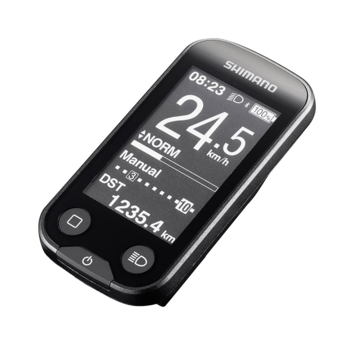 Shimano STEPS E6100 Series Display - Burkes Cycles