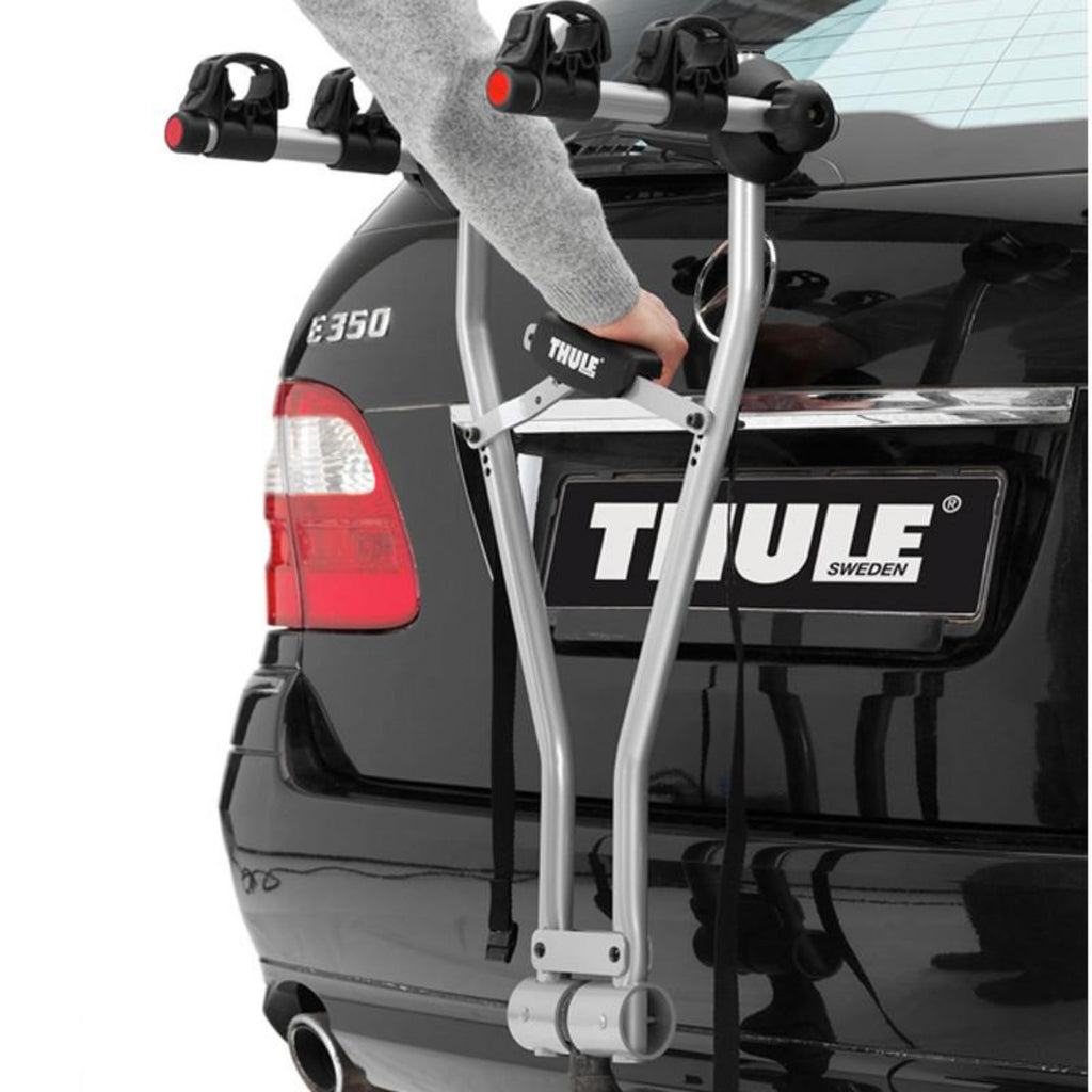 thule xpress 970 burkes cycles. Black Bedroom Furniture Sets. Home Design Ideas