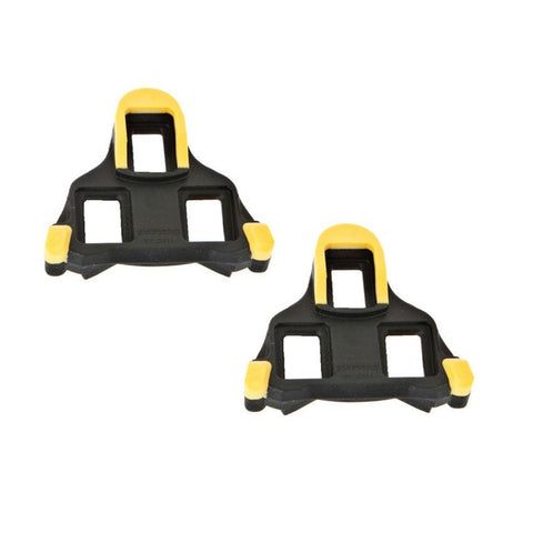Shimano SPD-SL Floating Cleats - Yellow