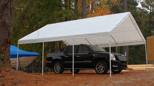 Everything You Need to Know About Quictent 10' x 20' Carport