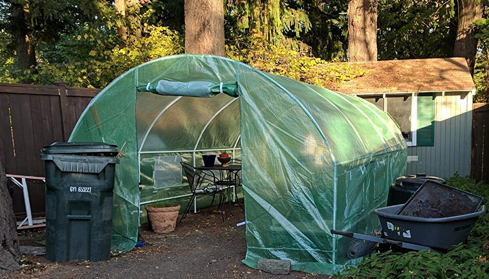 Tips to Strengthen A Quictent Greenhouse