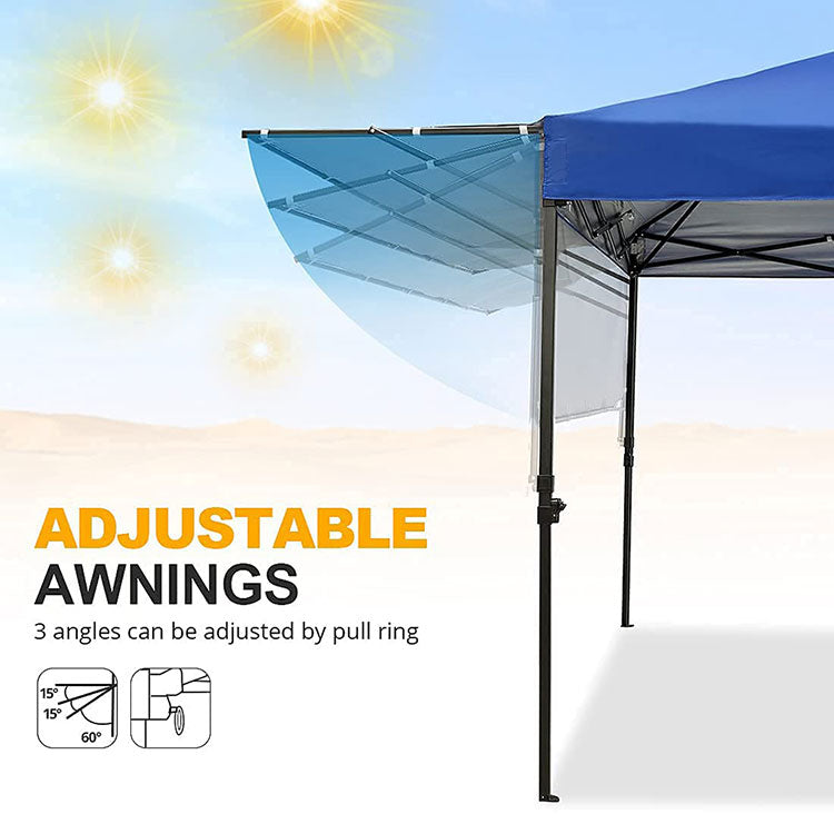 Adjustable Awnings Canopy Tent