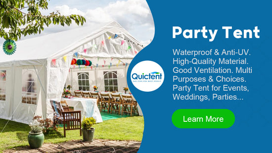 Party Tent for Sale-Quictent