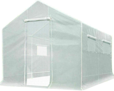 Quictent 10' x 9' x 8' Backyard Greenhouse