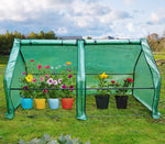 "Quictent 71"" x 36"" x 36"" Mini Greenhouse -Green"