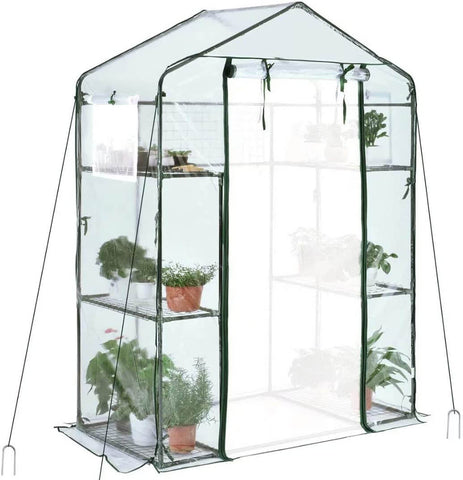 Clear Green house56*29*77