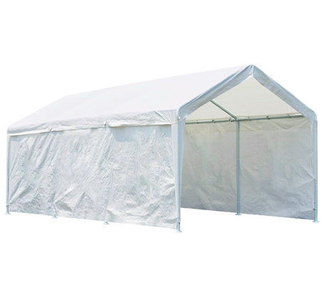 20' x 10' Car Shelter-Quictent
