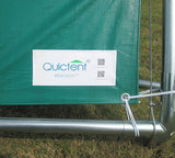 Qucitent Upgraded 20' x 10' Heavy Duty Carport-Green