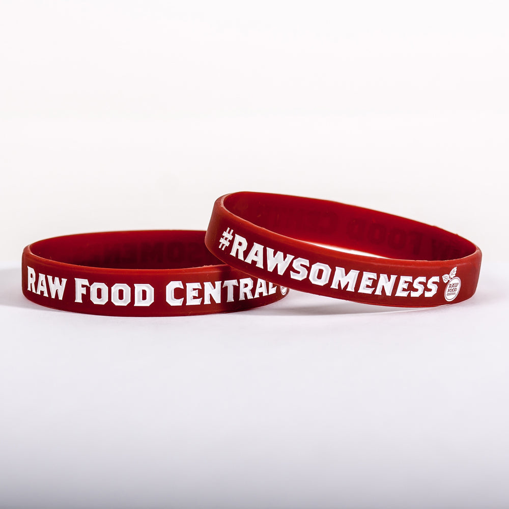 Raw Food Central WristBand