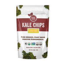 Load image into Gallery viewer, Kale Chips Cashew Ranch