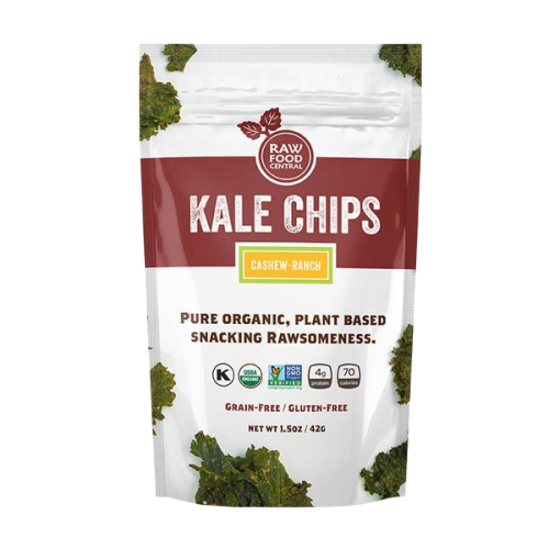 Kale Chips Cashew Ranch