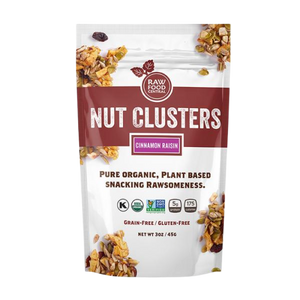 Nut Clusters Cinnamon Raisin