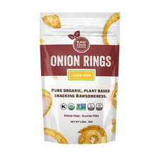 Load image into Gallery viewer, Organic Cashew Ranch Onion Rings