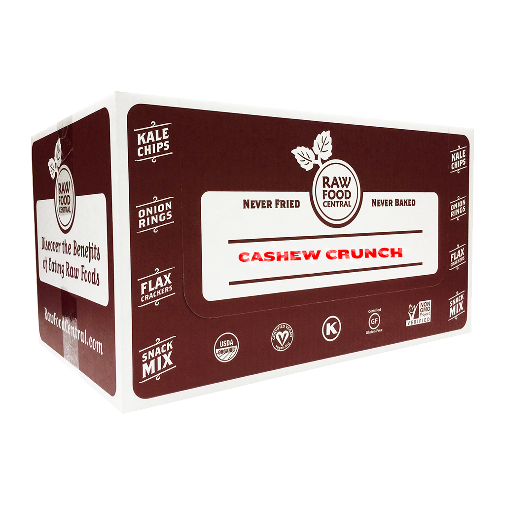Cashew Flax - Full Case