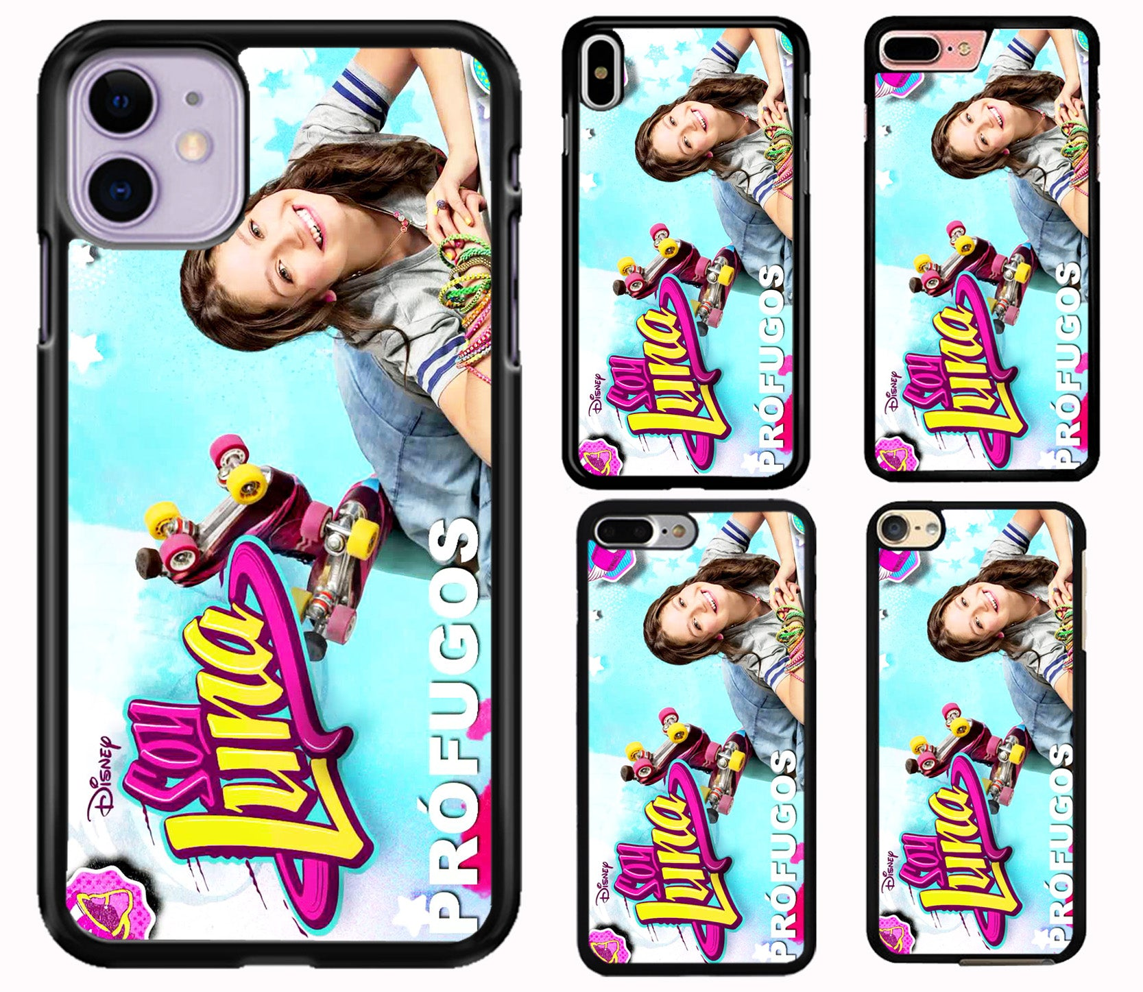 Soy Luna logo iphone case