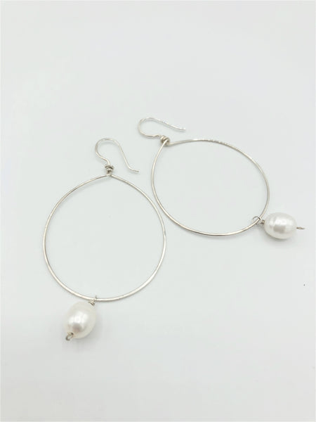 shiny hoops