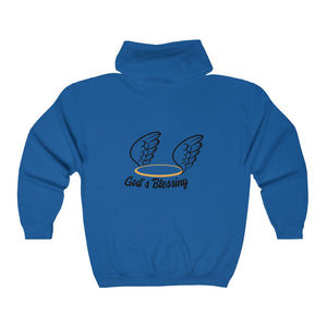God's blessing Hooded Sweatshirt