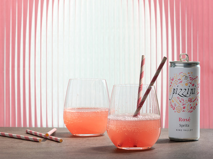 Rosé Ruby Grapefruit Spritz
