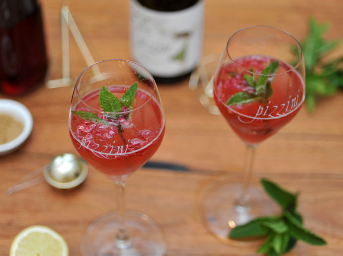 Five Fun and Delicious Ways to Dress up Prosecco, Moscato and Brachetto at your Festive Party