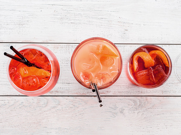Summer Rosé cocktails
