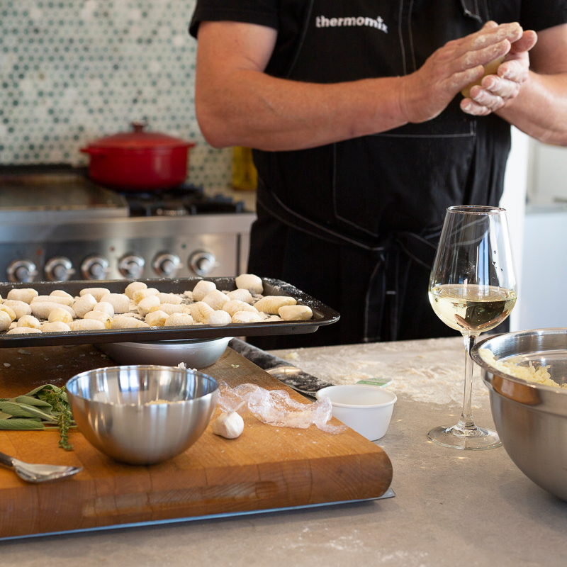 ONLINE Art of Gnocchi Making - Saturday 31st October