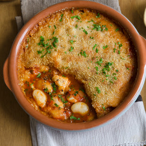 Cassoulet (serves 2)