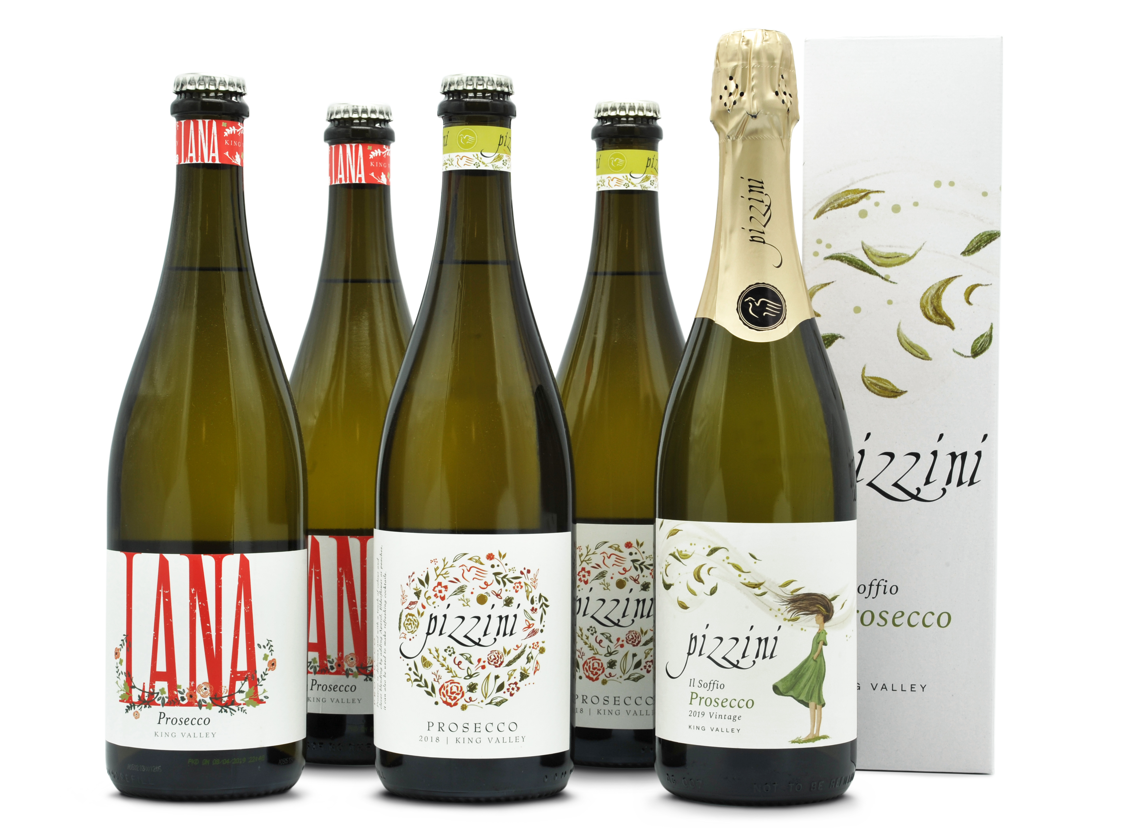 Prosecco Six Pack
