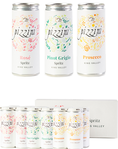 Spritz cans Sampler Pack 24x 250ml