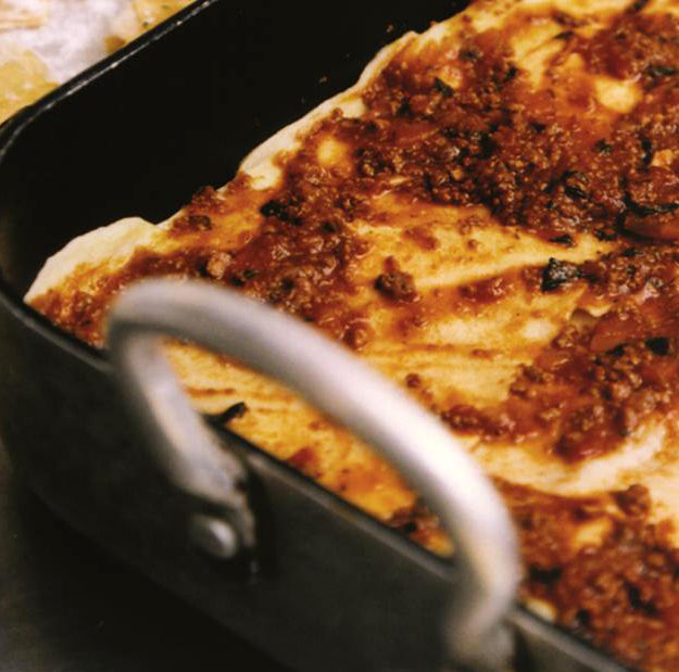 Beef Lasagne (serves up to 4)