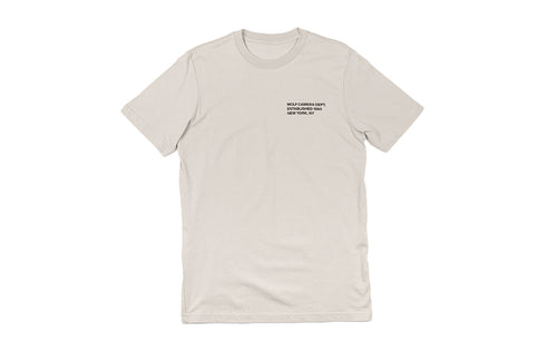 Camera Department Tee