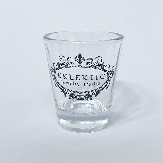 Tequila Shot Glass - eklektic jewelry studio