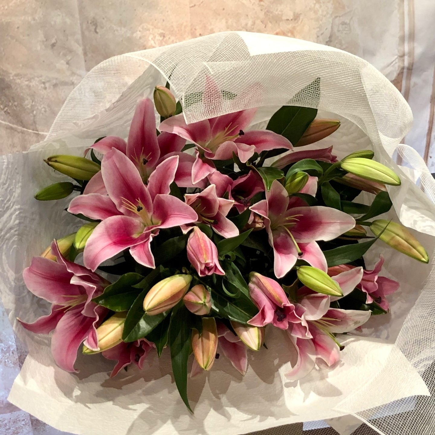 The Lily Bouquet