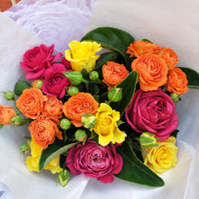 Load image into Gallery viewer, The Rose Fiesta Bouquet