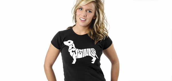 Dachshund Tshirt - Ultra Fast Tshirts and more