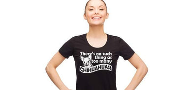 There's no such thing as too many Chihuahuas