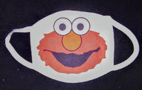 Elmo Custom Printed Face Masks - Ultra Fast Tshirts and more