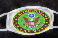 US Army Fashion Face Masks - Ultra Fast Tshirts and more
