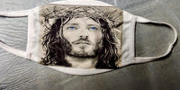 Jesus Fashion Face Mask - Ultra Fast Tshirts and more