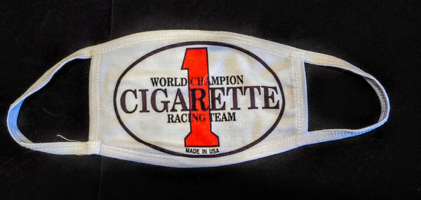 Cigarette Fashion Face Mask - Ultra Fast Tshirts and more