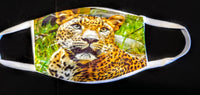 Leopard Fashion Face Mask - Ultra Fast Tshirts and more