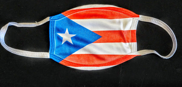 Puerto Rico Fashion Face Mask - Ultra Fast Tshirts and more