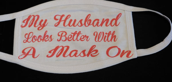 My husband looks better - Ultra Fast Tshirts and more