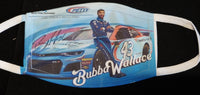 Bubba Wallace Facion Face Cover - Ultra Fast Tshirts and more