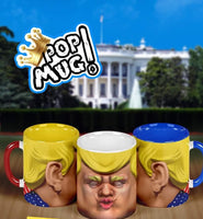 Limited Edition President Trump Mug - Ultra Fast Tshirts and more