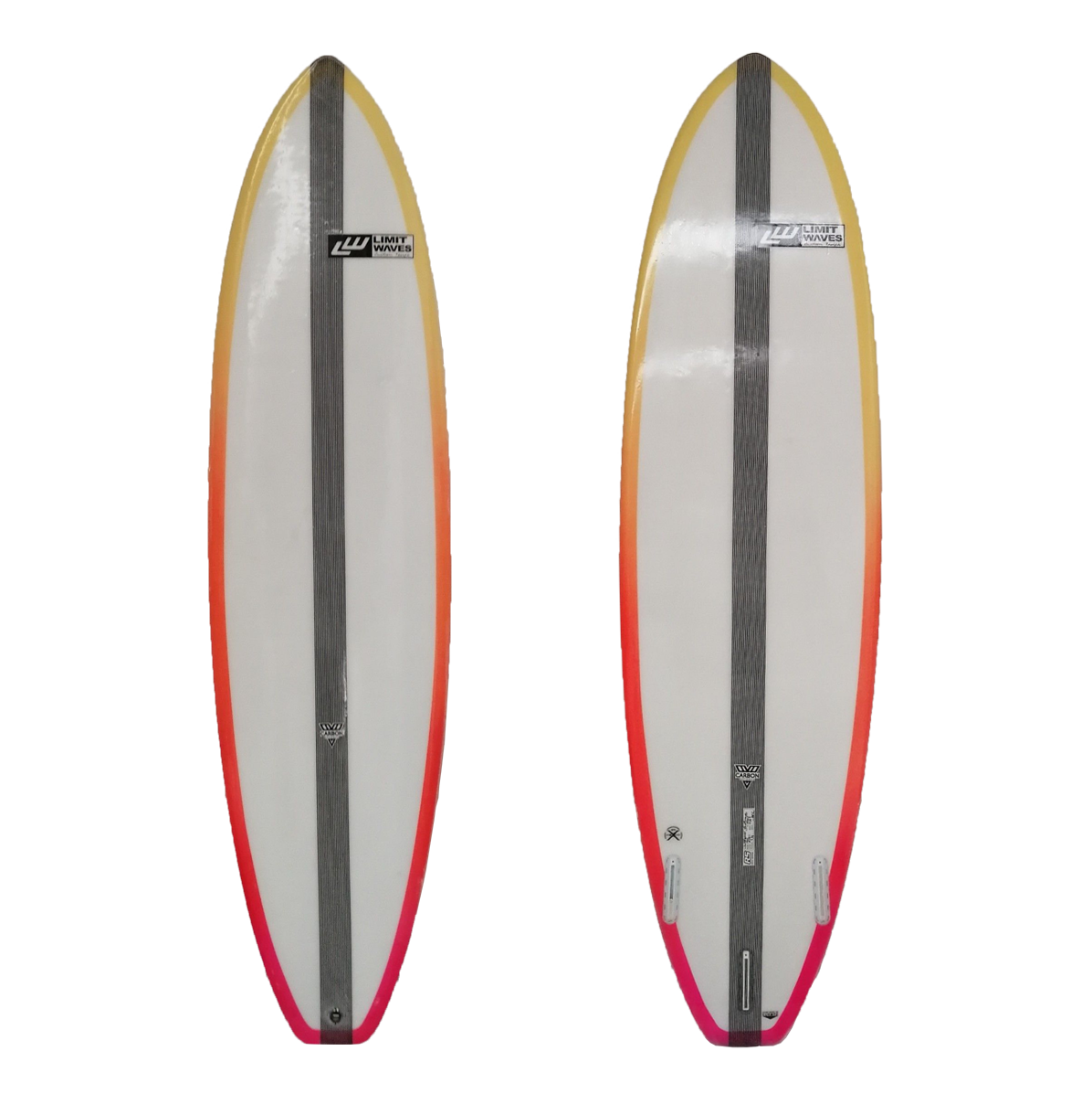 Evo Surf Carbon Stringer