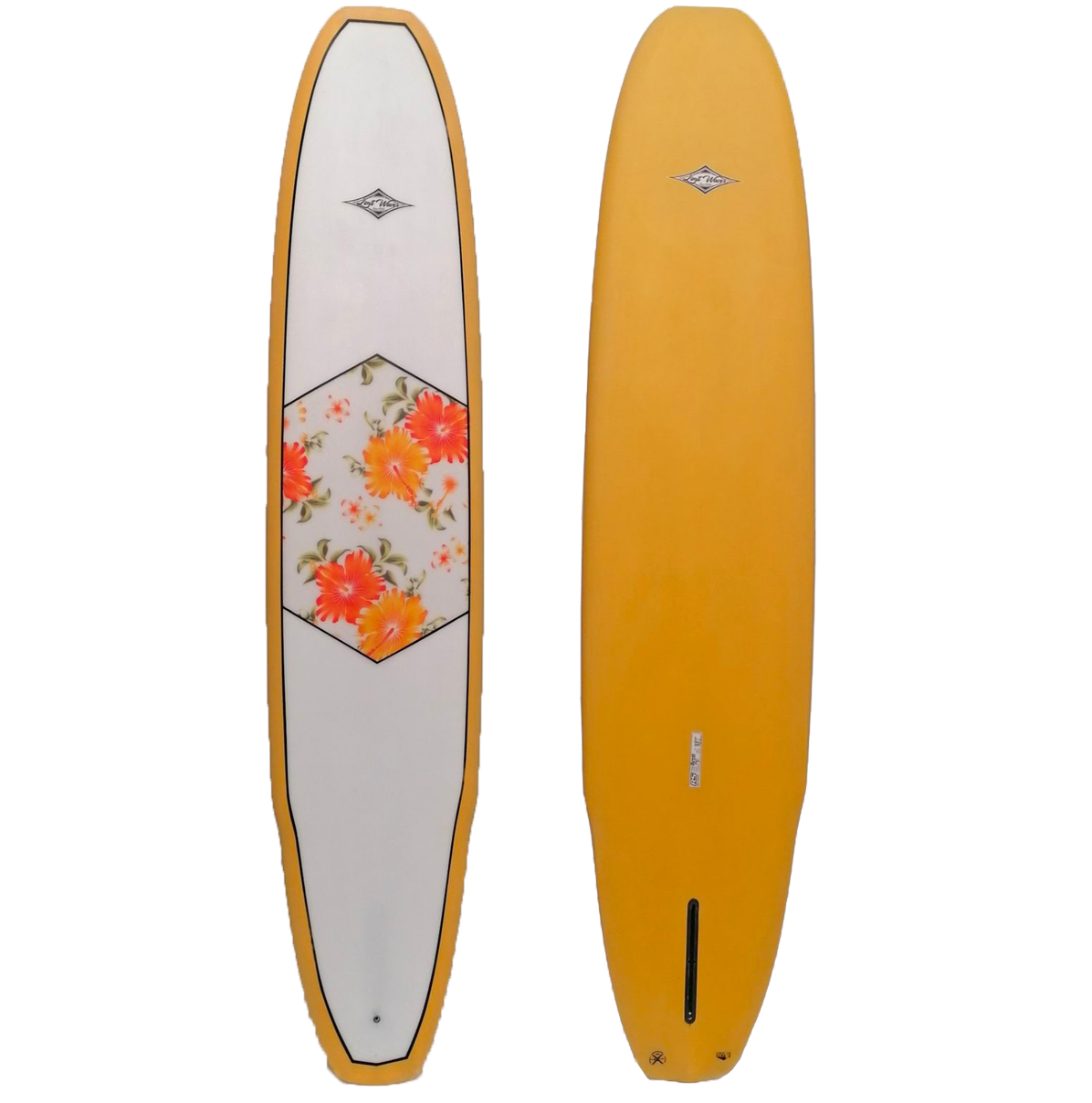 The Bee Flowers LE Longboard