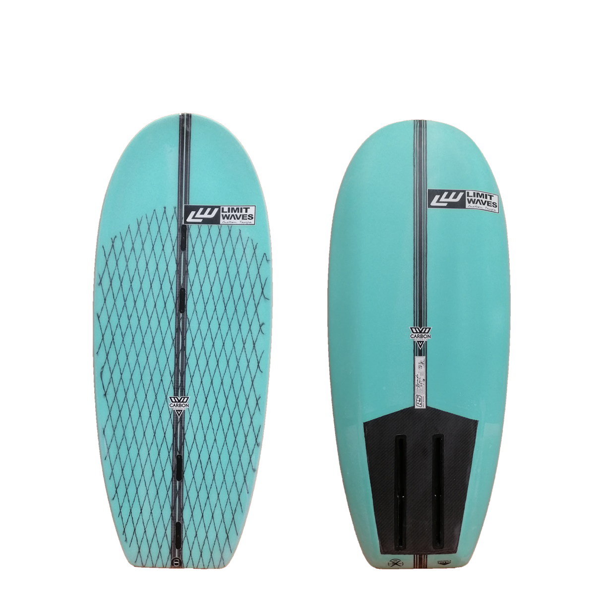 Electric Pocket Kite Foilboard
