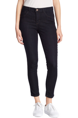 Petite Democracy High Rise Skinny Jeans